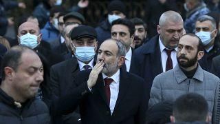 Армения: премьер-министр Пашинян извинился за ошибки властей