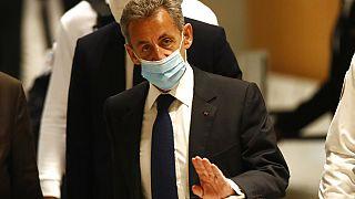 Nicolas Sarkozy condamné à un an de prison ferme