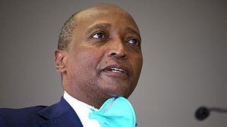CAF : Patrice Motsepe, candidat préféré de la FIFA ?