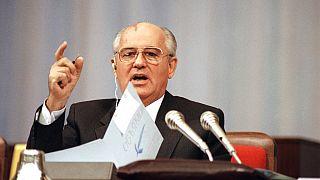 Mihail Gorbacsov 1991-ben