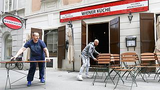 Készülődés Bécsben (a kép illusztráció)