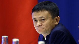 Çinli iş insanı Jack Ma