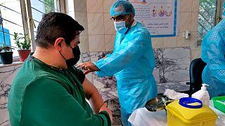 واکسیناسیون کرونا در عراق