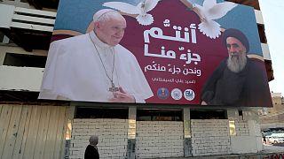 العراق يستعد لزيارة البابا فرنسيس