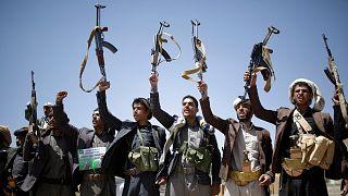 قوات من جماعة الحوثيين