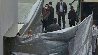 اليابان تستقبل أشخاصا متهمين بمساعدة قطب صناعة السيارات كارلوس غصن على الهروب