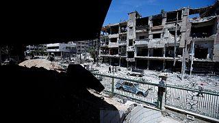 حمله شیمیایی سال ۲۰۱۳ به شهر دوما در سوریه