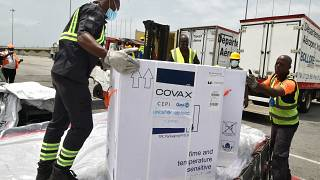 Nigeria receives nearly four million free COVAX vaccines