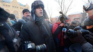 Alexej Nawalny (Aufnahme aus dem Jahr 2012)
