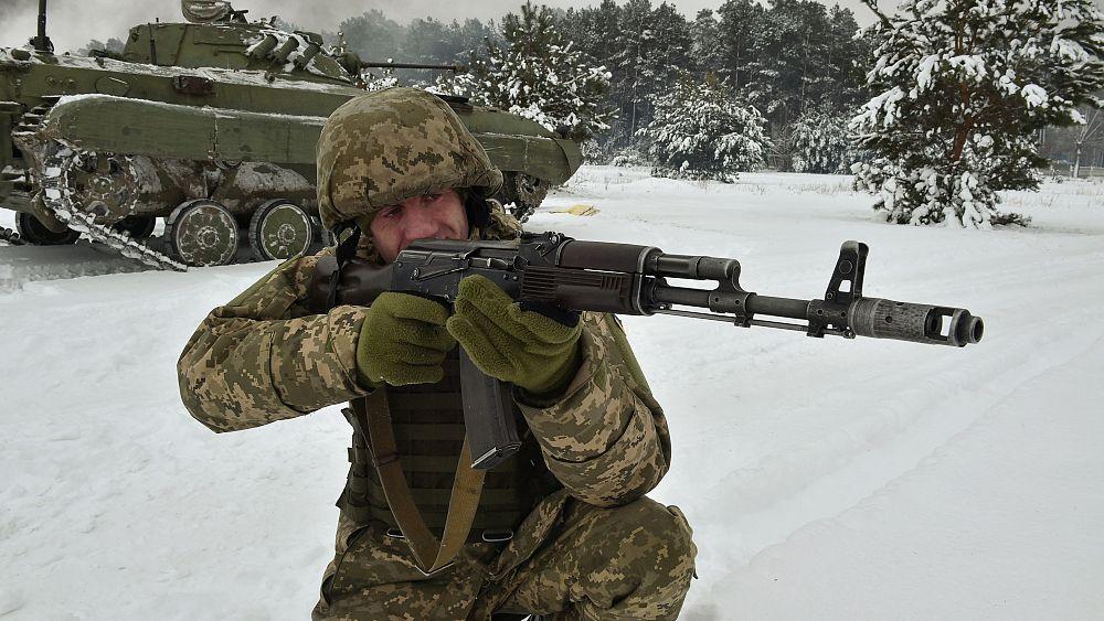 """USA bewaffnen Ukraine """"gegen russische Aggressionen"""""""