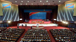 DR Congo: Tshisekedi supporter elected senate president