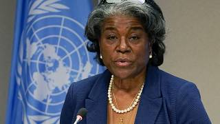 UN: Linda Thomas-Greenfield puts Africa at the centre of discussions