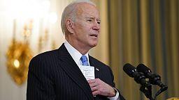 Estados Unidos | Joe Biden promete vacunas para todos los adultos para finales de mayo