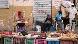 Haitianos en las calles de República Dominicana