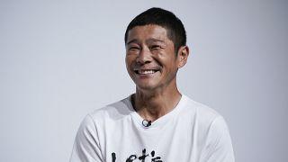 الملياردير الياباني يوساكو مايزاوا