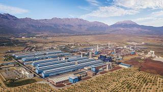 Alüminyum fabrikası
