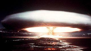 Fransa'nın nükleer denemesi