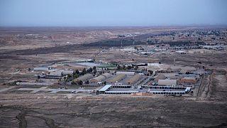پایگاه عینالاسد در استان الانبار عراق