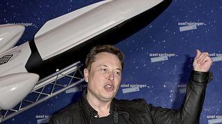 Основатель Tesla и SpaceX, американский предприниматель Илон Маск