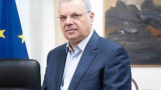 Ο υπουργός Εσωτερικών της Κύπρου