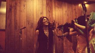 Tina Turner and Ikettes perform at KMET 1973 in Tina