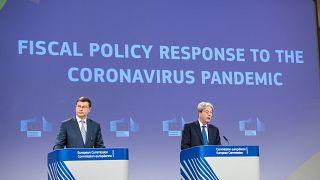 La Comisión Europea quiere mantener suspendidas las reglas fiscales hasta el año 2023