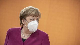 Weg aus dem Lockdown: Kanzlerin Merkel will eine breite Teststrategie