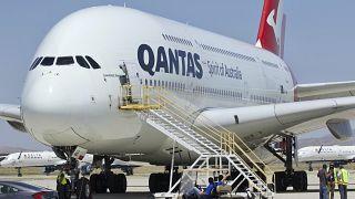 Qantas вводит таинственные рейсы