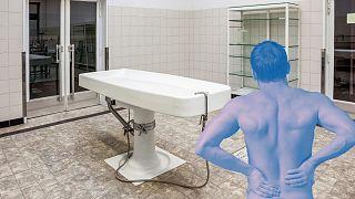 اتاق کالبدشکافی (عکس تزئینی است)