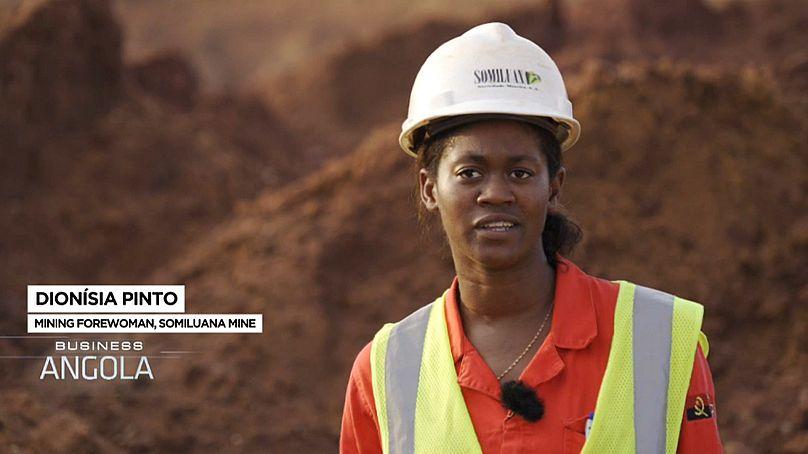 Somiluana Mine, Angola