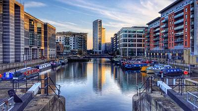 The UK's new infrastructure bank will be set up in the city of Leeds