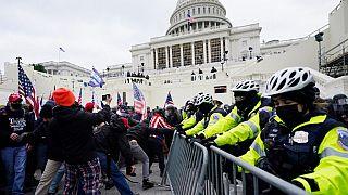Kongre saldırısı