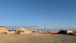 Imagen de archivo de la base iraquí de Ain el Asad que ha sido atacada