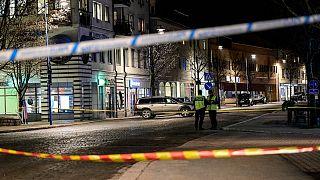 Tatort im südschwedischen Vetlanda