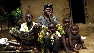 زينه نيانغوما اغتصبت مع ابنتها (ليست في الصورة) - رواندا