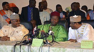 Niger : trois opposants incarcérés, d'autres relâchés