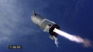 Un prototype de Starship explose après son atterrissage