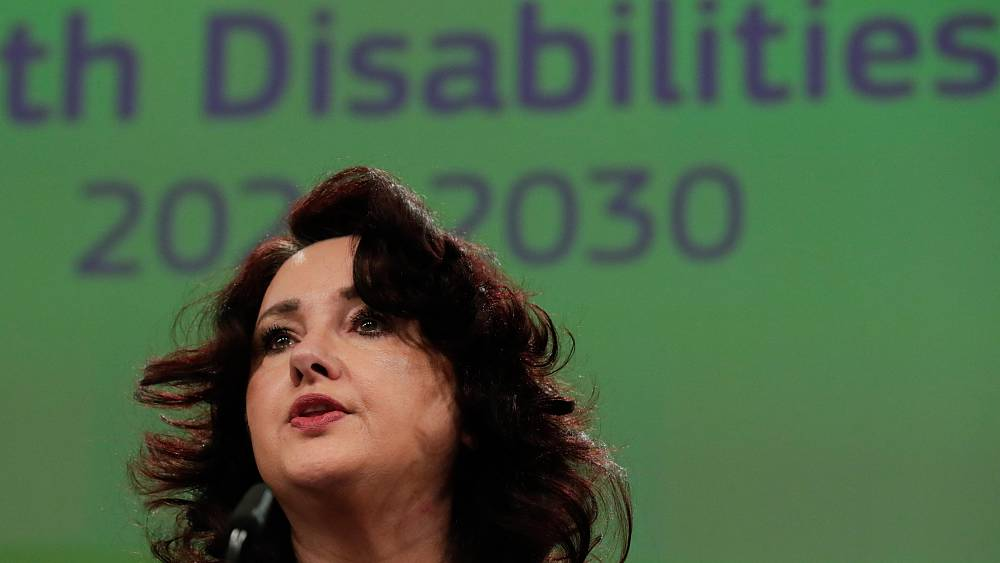 Ende der vielfachen Isolation - Brüssel plant Strategie für Behinderte
