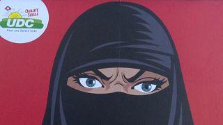 تصويت على حظر البرقع في سويسرا
