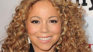 ABD'li sanatçı Mariah Carey (arşiv)