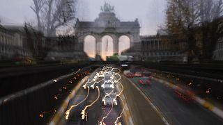 Bruxelles, Belgique, le 10 décembre 2020