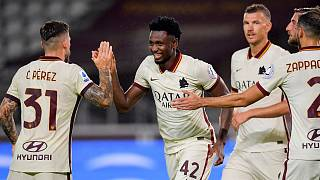 Amadou Diawara, Franck Kessie shine in Serie A