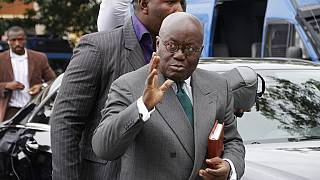 Ghana's top court quashes opposition election petition