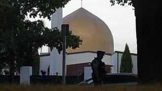 Yeni Zelanda'da 2019 yılında saldırıya uğrayan Nur Camisi