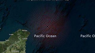 Yeni Zelanda'daki deprem herhangi bir can ve mal kaybına yol açmadı.