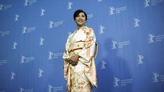 Juko Takeucsi színésznő, aki szeptemberben 27-én lett öngyilkos