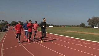 Moroccan athletes prepare for Summer Olympics