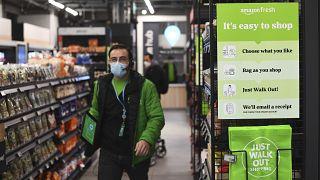 Primeira loja física da Amazon na Europa