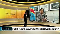 International Women's Day: DRC'S First Lady on COVID and leadership