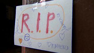 Protesta por la crisis del sector del flamenco